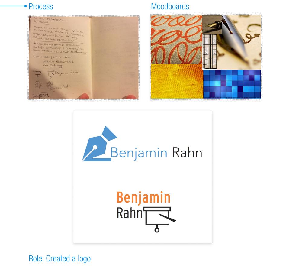 Bejamin Rahn Logo
