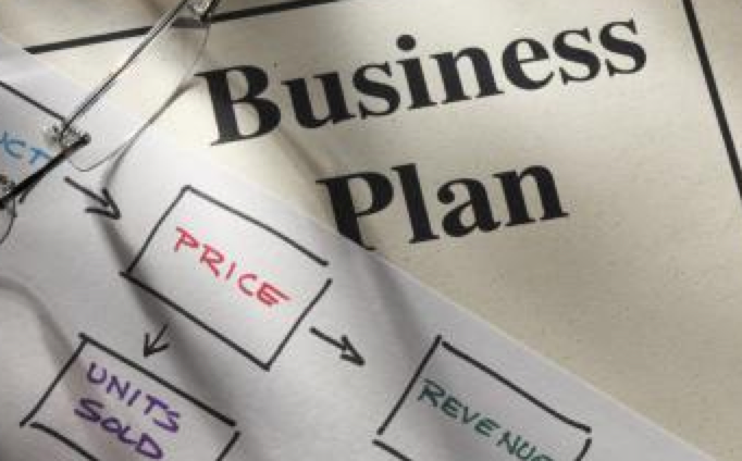 Business Plan.  Image (c) DNY59 / Getty Images
