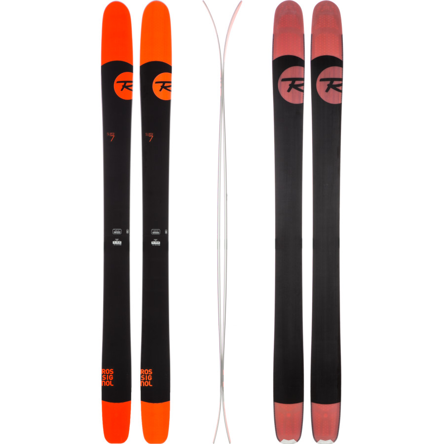 For 2016 we've brought in some new Rossignol Super 7's, complete with Marker Kingpin bindings. The perfect setup for a day of backcoutry touring, riding lifts at Alyeska, or both...