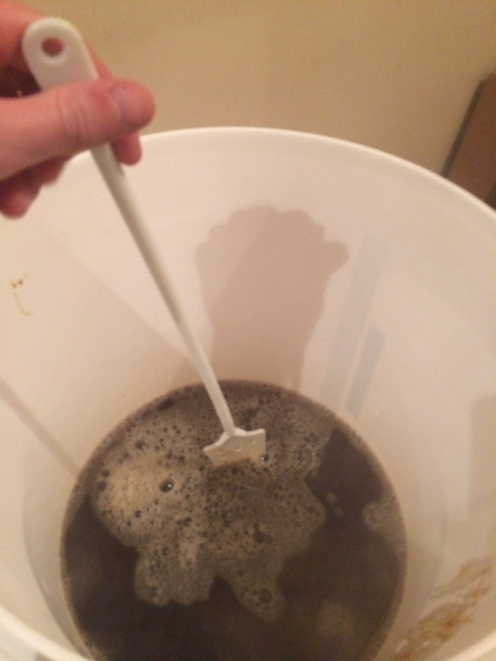 Stirring up the IPA kit
