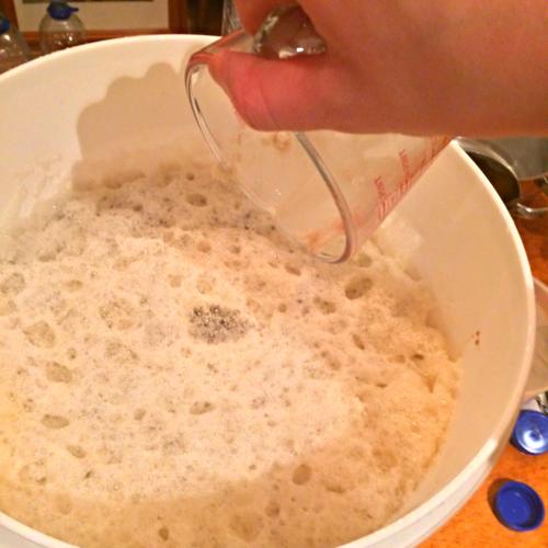 Brewday - Kit Brewing