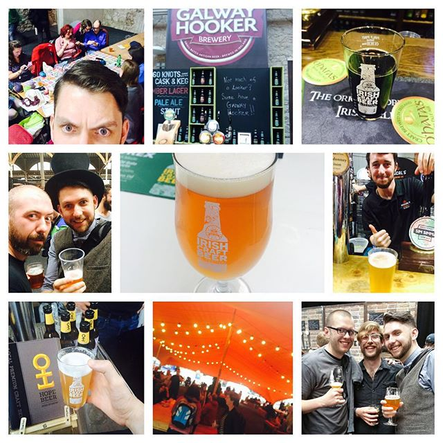 Some highlights of Irish Craft Beer festival!