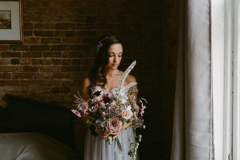 Cottage Wedding Photographer + Northern Wildflower.jpg
