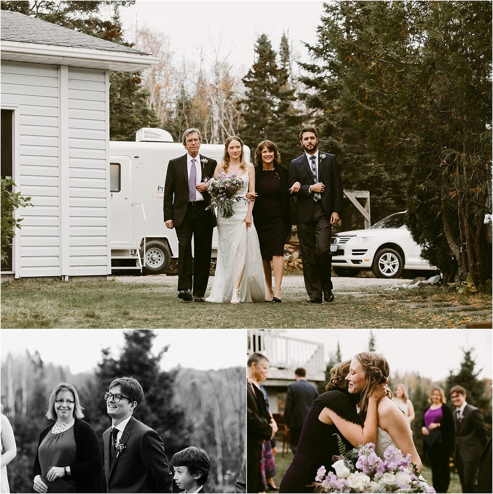 Cottage Wedding Muskoka Wedding Photographer - Northern Wildflower 12.jpg