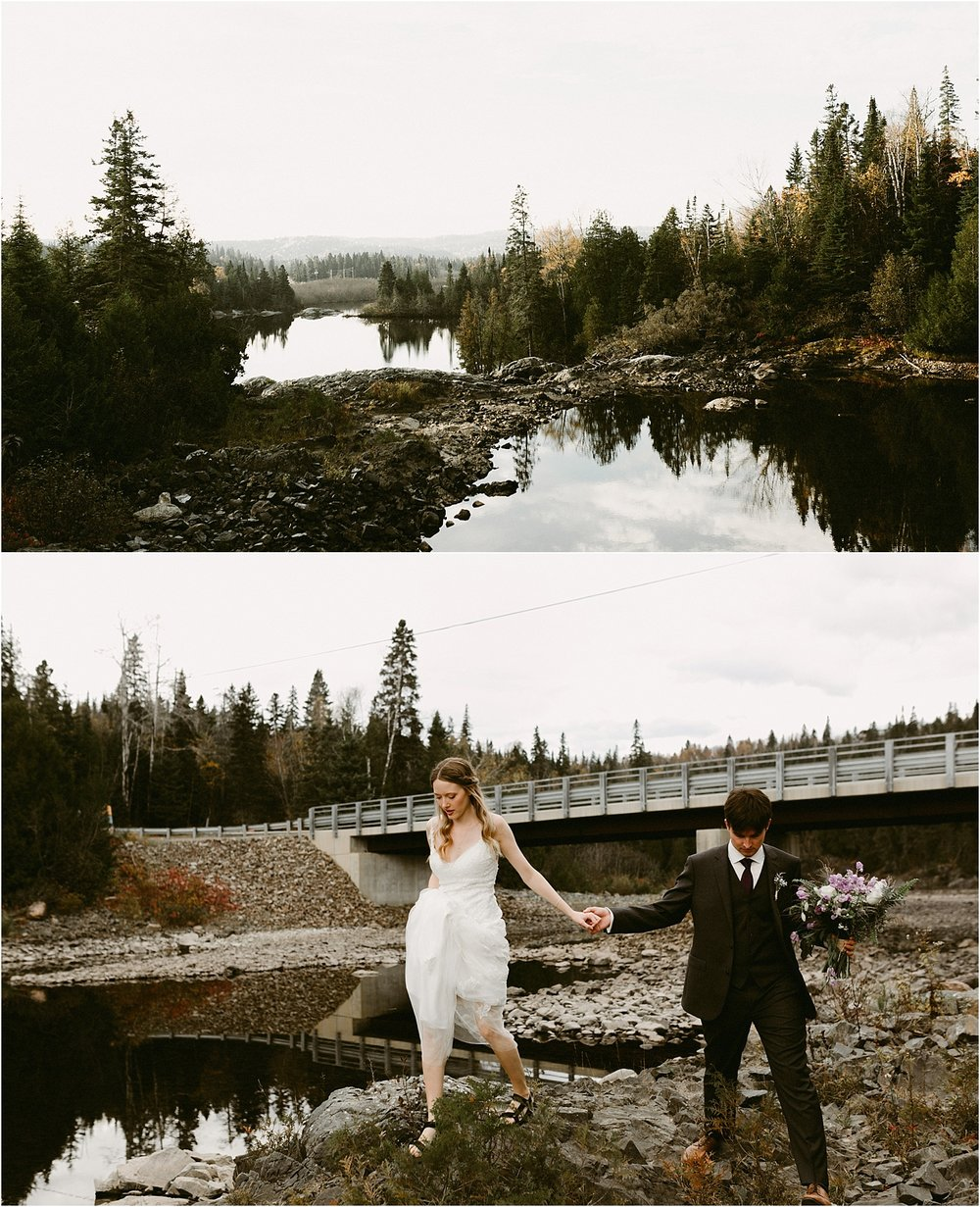Cottage Wedding Muskoka Wedding Photographer - Northern Wildflower 25.jpg