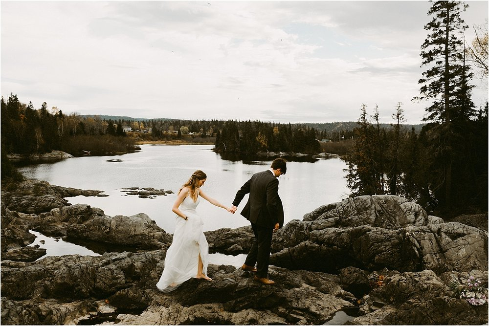 Cottage Wedding Muskoka Wedding Photographer - Northern Wildflower 27.jpg