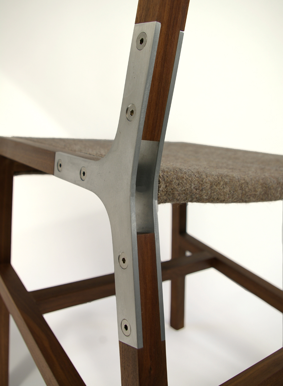 The 1.2 Chair Was Designed By Trey Jones And Darin Montgomery