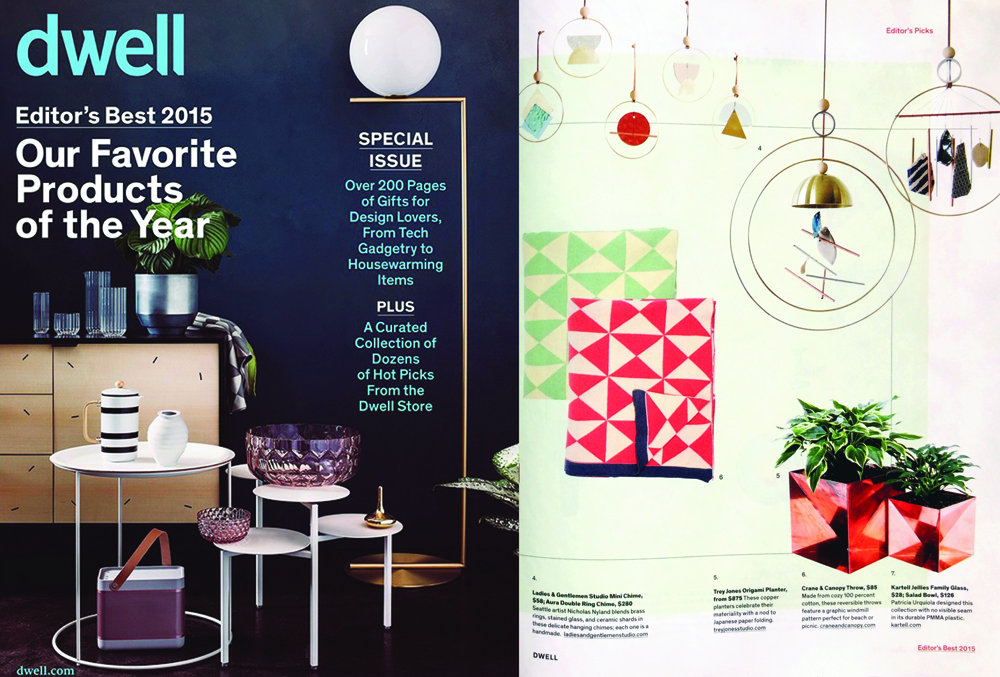 Dwell Magazine / Editors Best 2015