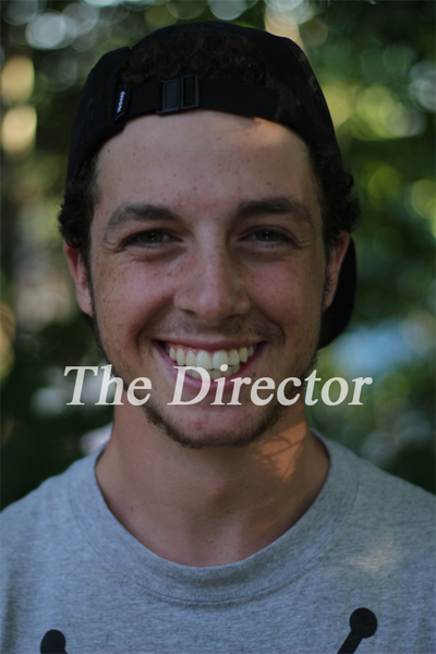 "Enter ""The Director"" page"