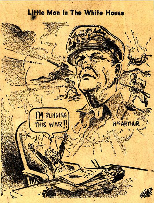 truman vs macarthur Transcript of cold war debate: truman vs mcarthur truman vs macarthur & kennedy assassination truman stay president.