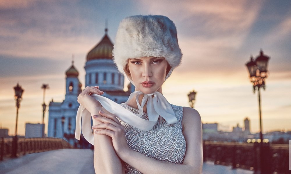 Noivas na Rússia