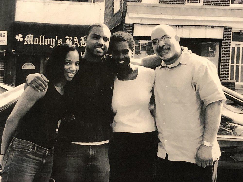 The Smith family [PC: Courtney Jones]