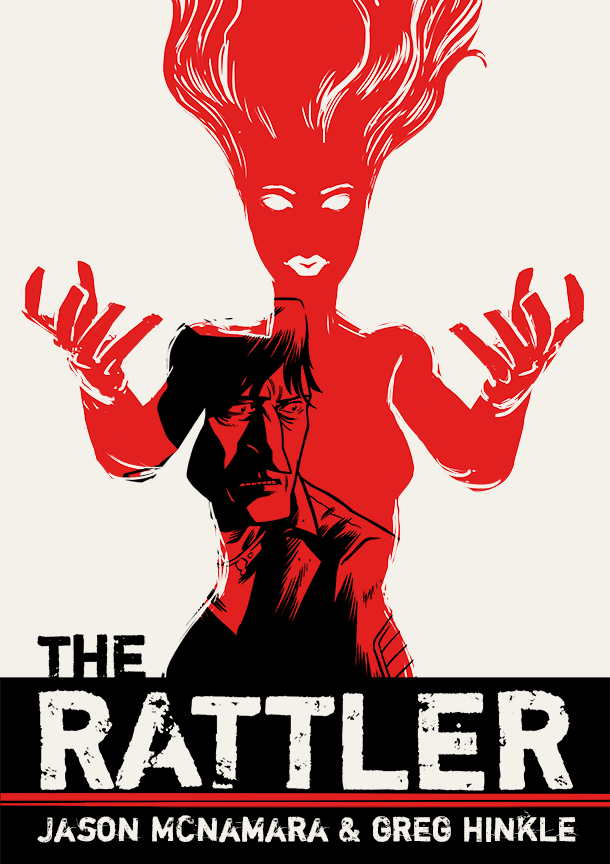 The cover to the Rattler.