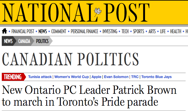 LGBTory National Post