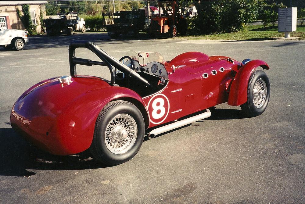 Custom '52 Allard J2X