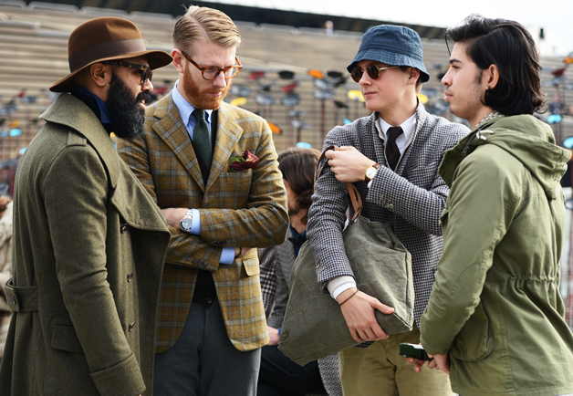 A Review On Tommy Ton 39 S Street Style Pitti Uomo Men 39 S Fashion Post