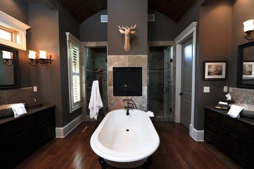 The perfect bachelor pads men 39 s fashion post for Perfect master bathroom