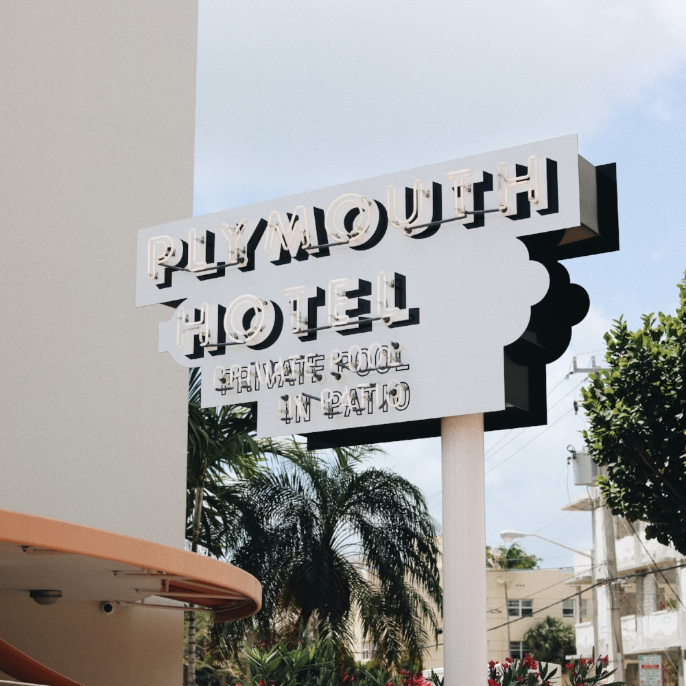 Welcome to The Plymouth Miami Beach Hotel.