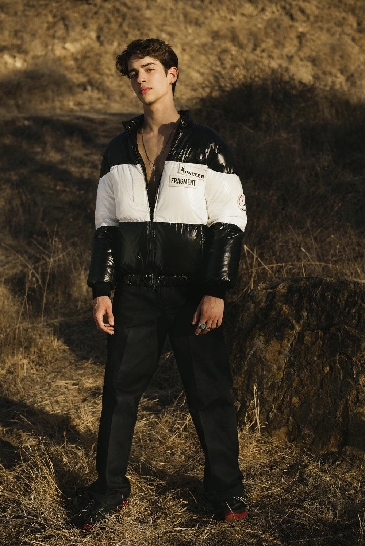 Moncler x Fragment   jacket