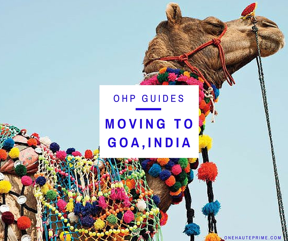 Moving to India Guide