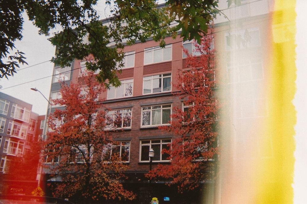 Dorm-style studio in Capitol Hill
