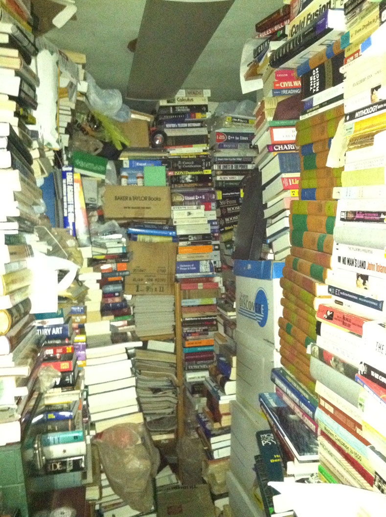 Basement of Books