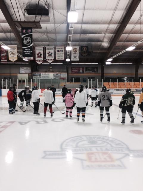 Co Ed Power Skating Drop In Tonight At 815 Pm Nevertoolate Hockey