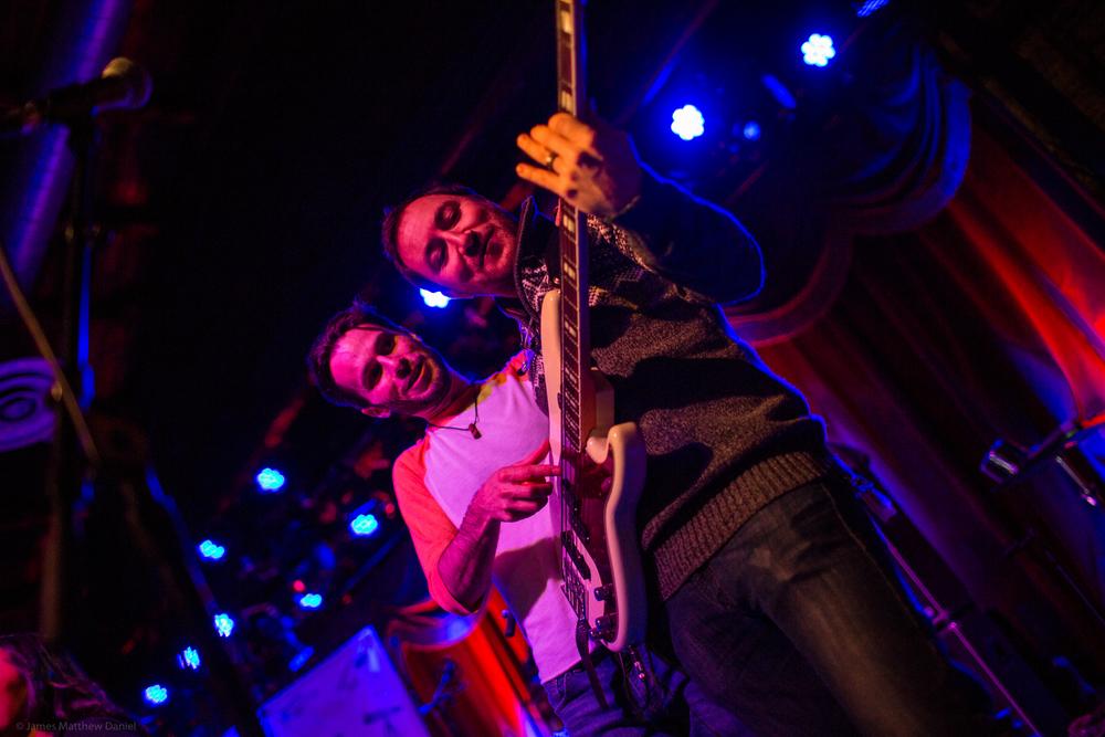 Soundcheck Shenanigans - Photo by James Daniel