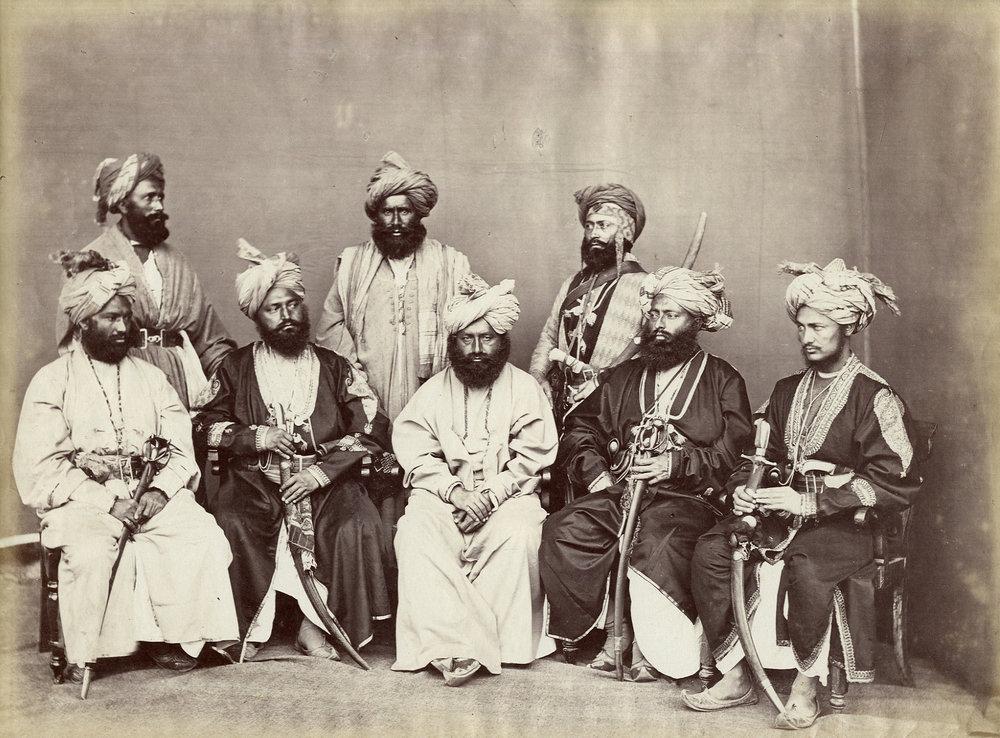 Charles Shepherd Afghan Leaders