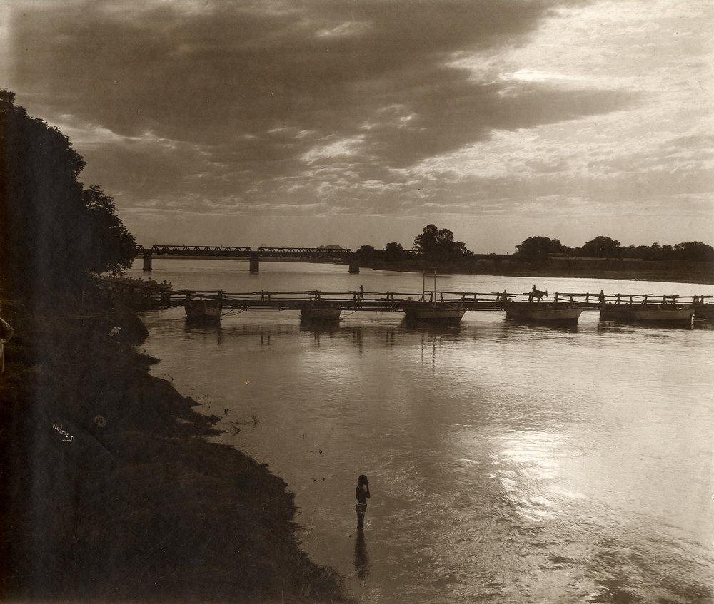 Randolph Holmes  Two Bridges