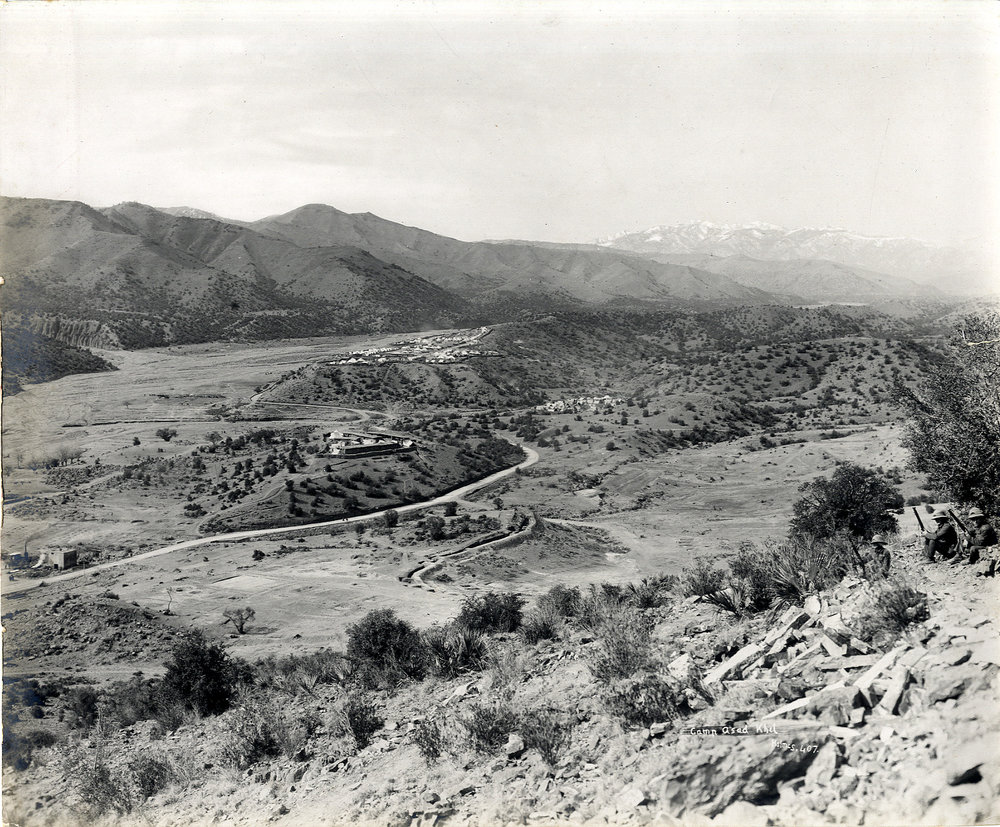 Randolph Holmes  Camp Asad Kel