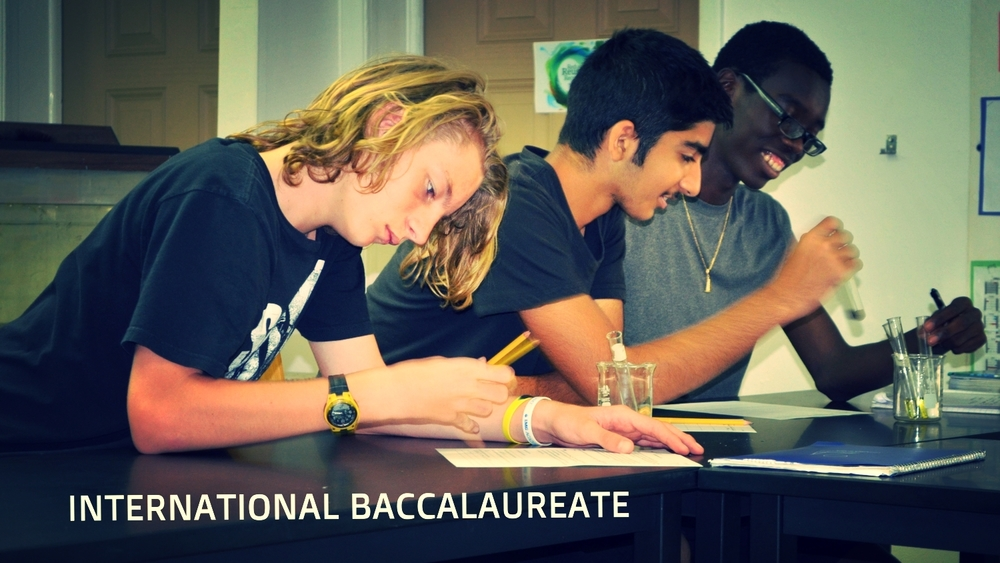 We are an authorized IB World School for MYP and DP.  Research from leading institutions shows that IB students are more likely than their peers to succeed in higher education.   IBO.org