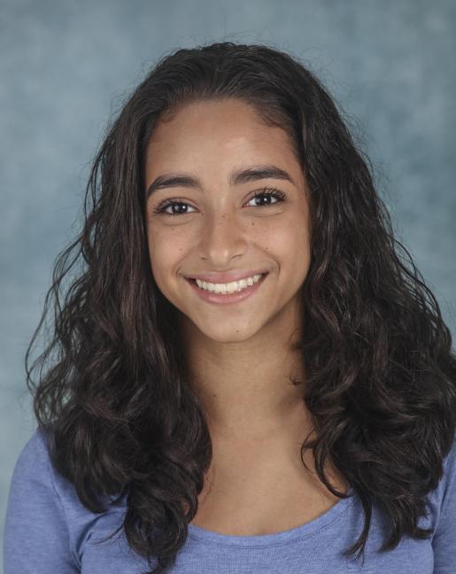 Marissa Bornn - International Baccalaureate Learner Profile Award Winner