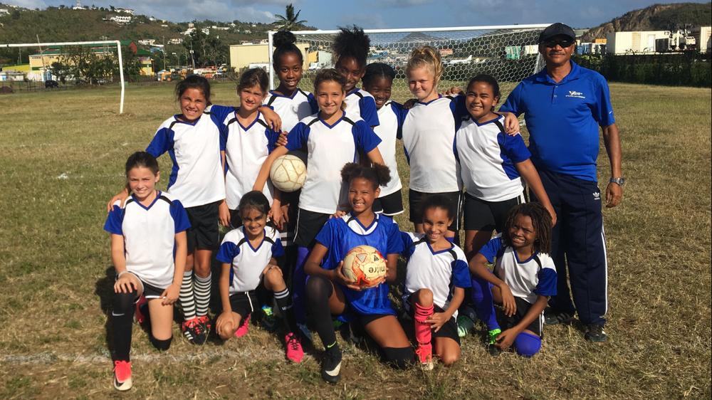 2019 ELEMENTARY girls soccer teaM