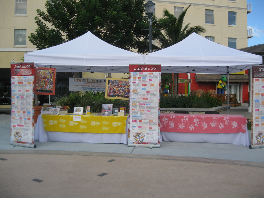 Creative Nassau is eagerly preparing to host its third and largest Market on Friday November 28 in Pompey Square