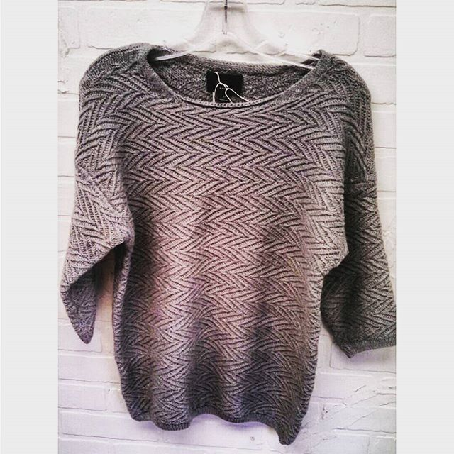 #snuggle #sweaters now available @shoptherunaway like this one here in grey featuring a textured ikat pattern #snuggleme #snuggles #sweatertime #ilovesweaters #fashion #style #womensclothing #shoplocal #shoponline #fashionbloggers