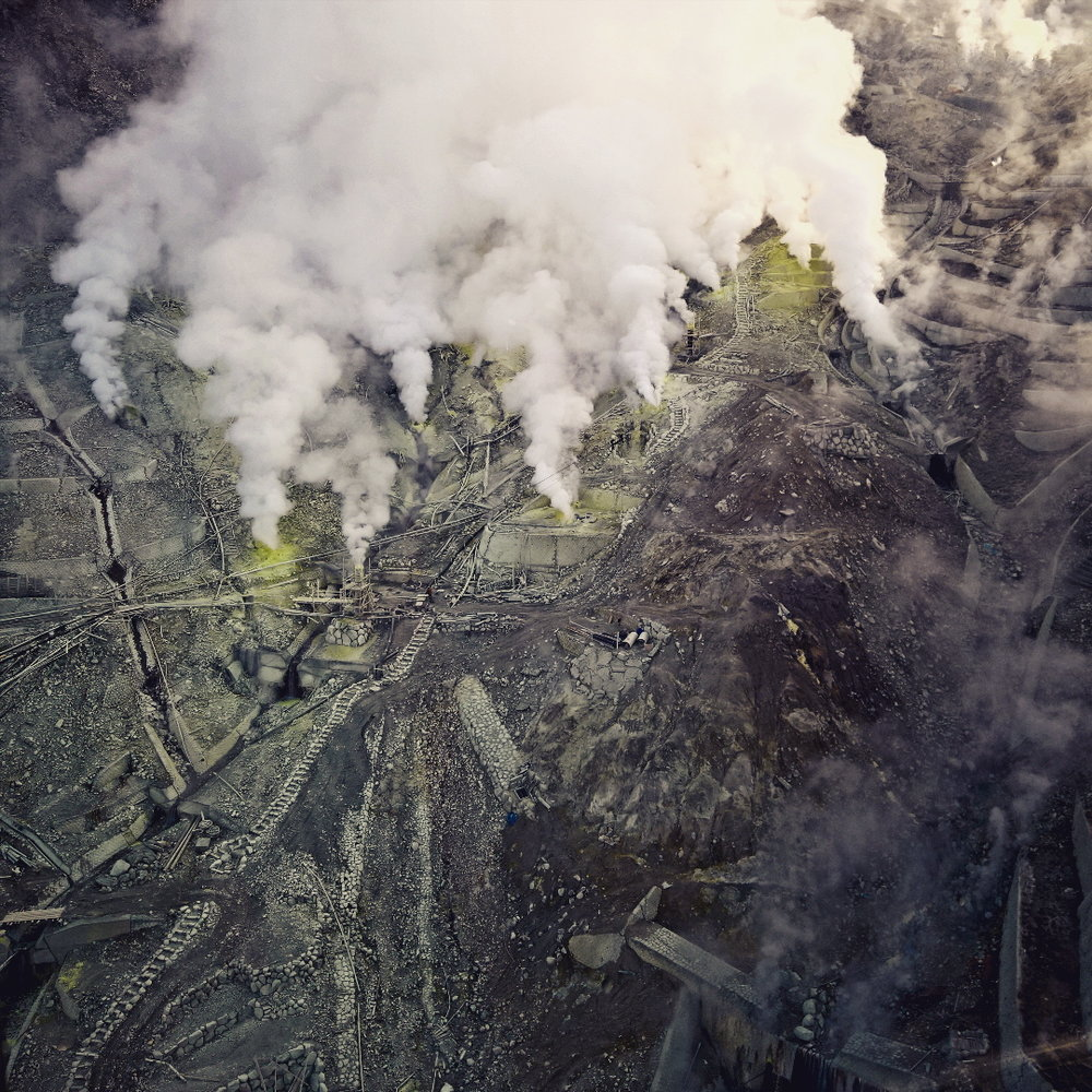 Sulfur Mine, Hakone