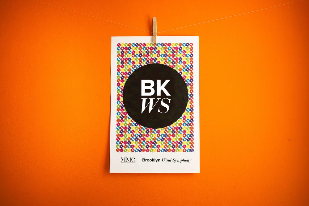 logo identity poster