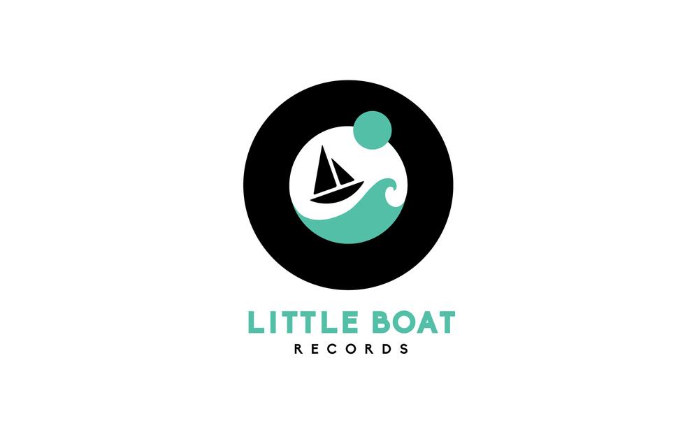 music record company logo