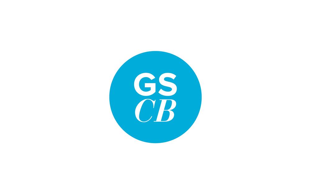 logo brand blue circle