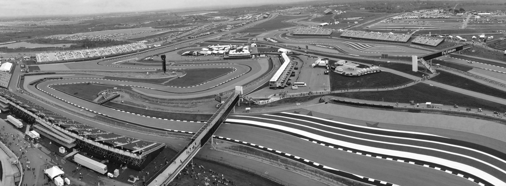 Pano on the top of the COTA Tower
