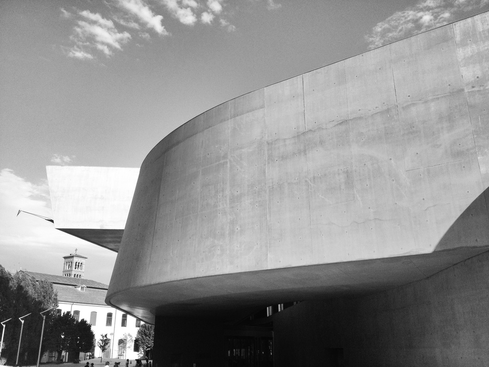Rome, Italy  |  MAXXI – National Museum of the 21st Century Arts