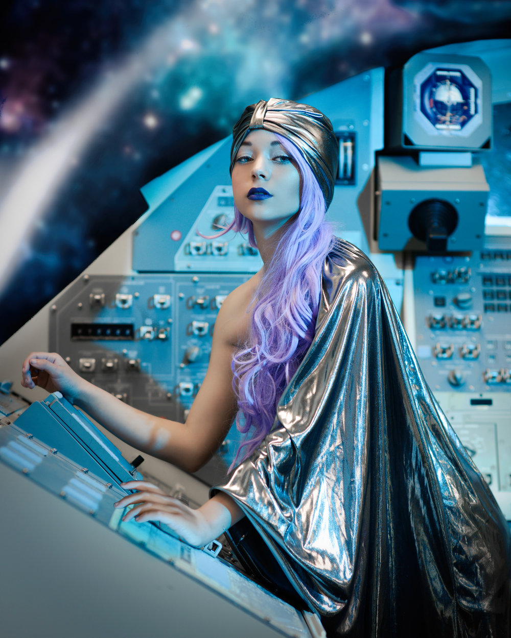 Anthem in Art DK Design Luna Space Galaxy Fashion Photo Houston Silver Lavender.JPG