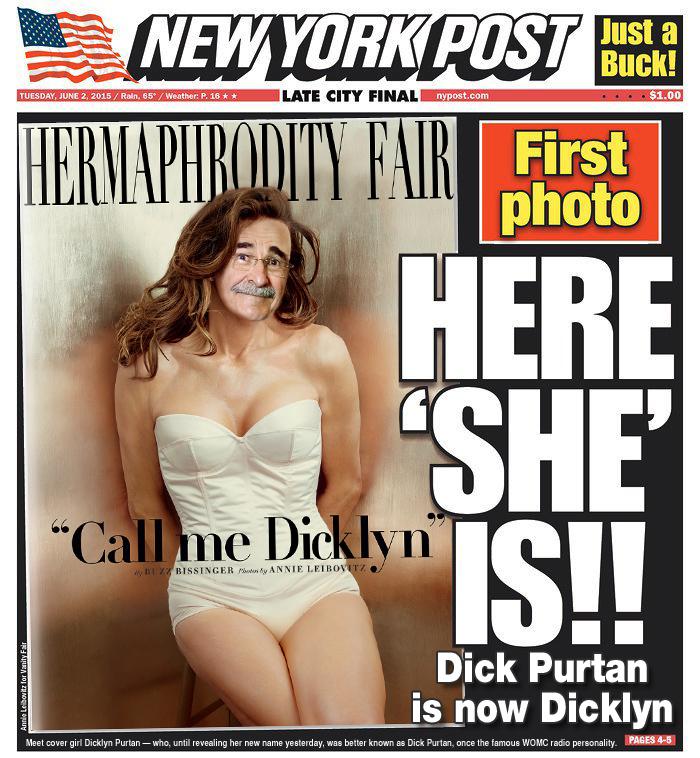 Clearly Photoshopped Photo Courtesy of Dave Jankowski
