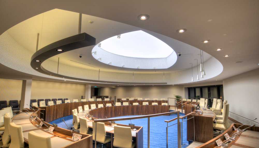 Armagh Banbridge Craigavon Council Chamber