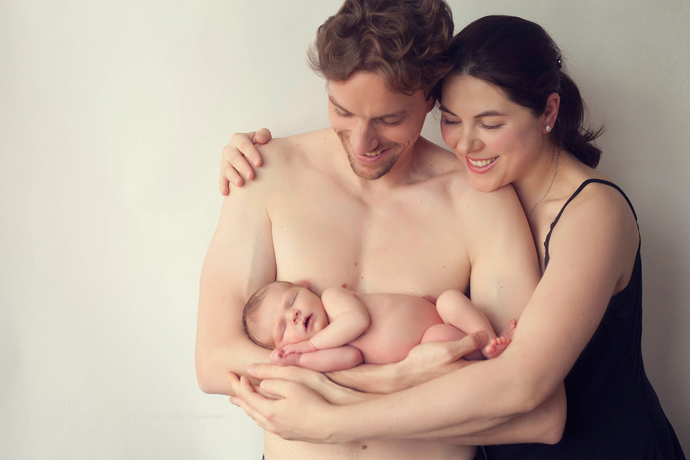 gorgeous family photography by ann wo