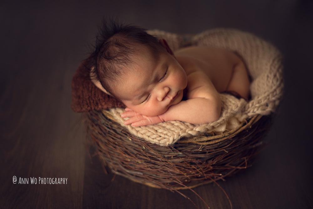 baby photo session in london