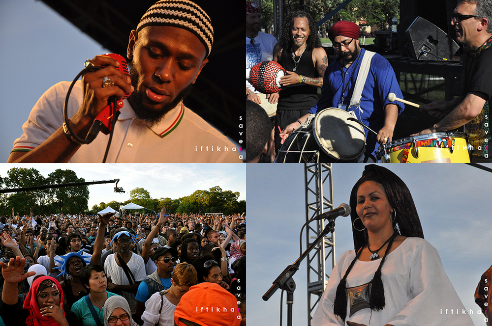 Takin' It to the Streets: Urban International Festival, Chicago, 2010