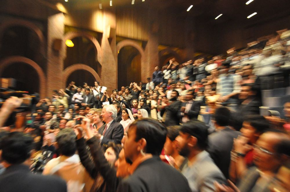 FEW Collective at PNCA, Islamabad, 2011