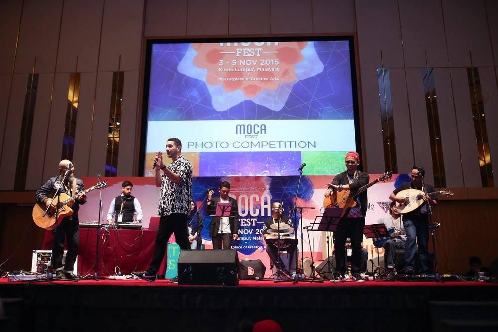 MOCAfest, Kuala Lumpur, 2015